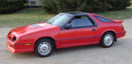 1986 daytona turbo z cs medium
