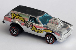 Poison Pinto   Model Cars