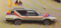 Ford Pinto Cruising Wagon   Cars
