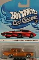 Hot wheels cool classics 63 plymouth belvedere 426 wedge model cars 7224cff9 62fa 40d3 8ee1 addb853ca3d5 medium