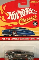 Hot wheels hot wheels classics%252c hot wheels classics series 2 plymouth barracuda funny car model cars c3fb89fc b394 4f62 804d 7405a997aa71 medium