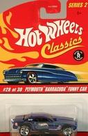 Hot wheels hot wheels classics%252c hot wheels classics series 2 plymouth barracuda funny car model cars b0b9c41a 2b2e 4b3d 9cd0 b84ade4ad651 medium