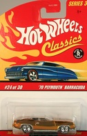 Hot wheels hot wheels classics%252c hot wheels classics series 3 70 plymouth barracuda model cars 9d1e5972 41d9 4f22 861d 3d382ef03864 medium