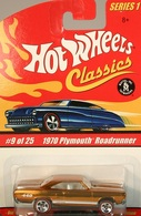 Hot wheels hot wheels classics%252c hot wheels classics series 1 1970 plymouth roadrunner model cars 92359542 5f04 4df8 bea3 1ebfa237e35c medium