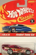 Hot Wheels Firebird Funny Car | hobbyDB
