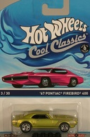 Hot wheels cool classics 67 pontiac firebird 400 model cars 8367d445 ed6b 4663 bea8 bc56e49cae43 medium