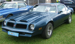 Pontiac Firebird   Cars