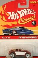 Hot wheels hot wheels classics%252c hot wheels classics series 2 vw bug convertible model cars 3519db8c 34d7 4303 aebb 9f8ab988301c medium