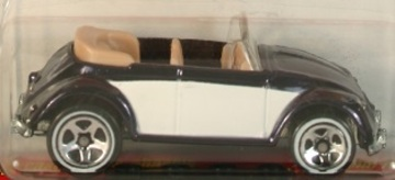 VW Bug Convertible | Model Cars