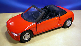 Honda Beat | Model Cars