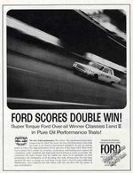 FORD Scores Double Win! | Print Ads