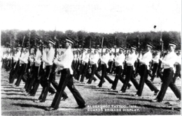 Aldershot Tattoo 1939 - Guards Brigade Display | Postcards