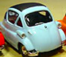 Kyosho bmw isetta 1955 model cars f4cc60c6 45af 434b a8c1 3b16018c42cc medium