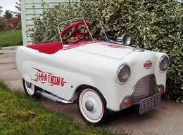 Lightning   Pedal Cars & Other Ride-On Vehicles   Restored
