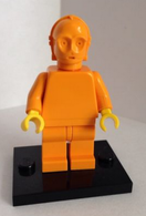 Lego C-3PO Prototype | Figures and Toy Soldiers
