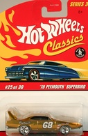 Hot wheels hot wheels classics%252c hot wheels classics series 3 70 plymouth superbird model racing cars 62f7fad1 3f65 4f7a affd 04d201de4f54 medium