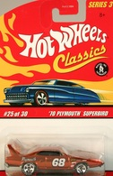 Hot wheels hot wheels classics%252c hot wheels classics series 3 70 plymouth superbird model racing cars 83bdc591 ea03 4ec1 8826 c449cdf27d95 medium