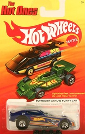 Plymouth Arrow Funny Car | Model Cars