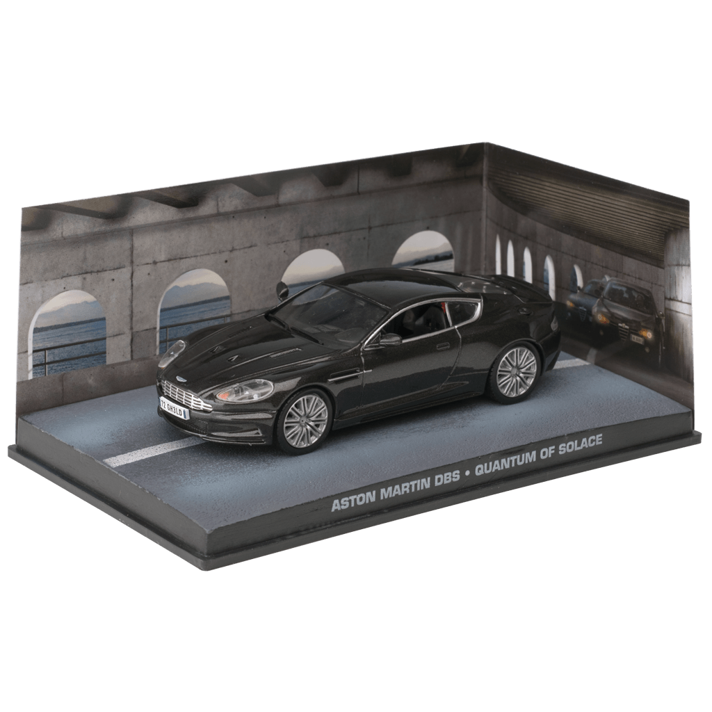 Aston Martin DBS | Model Cars | HobbyDB