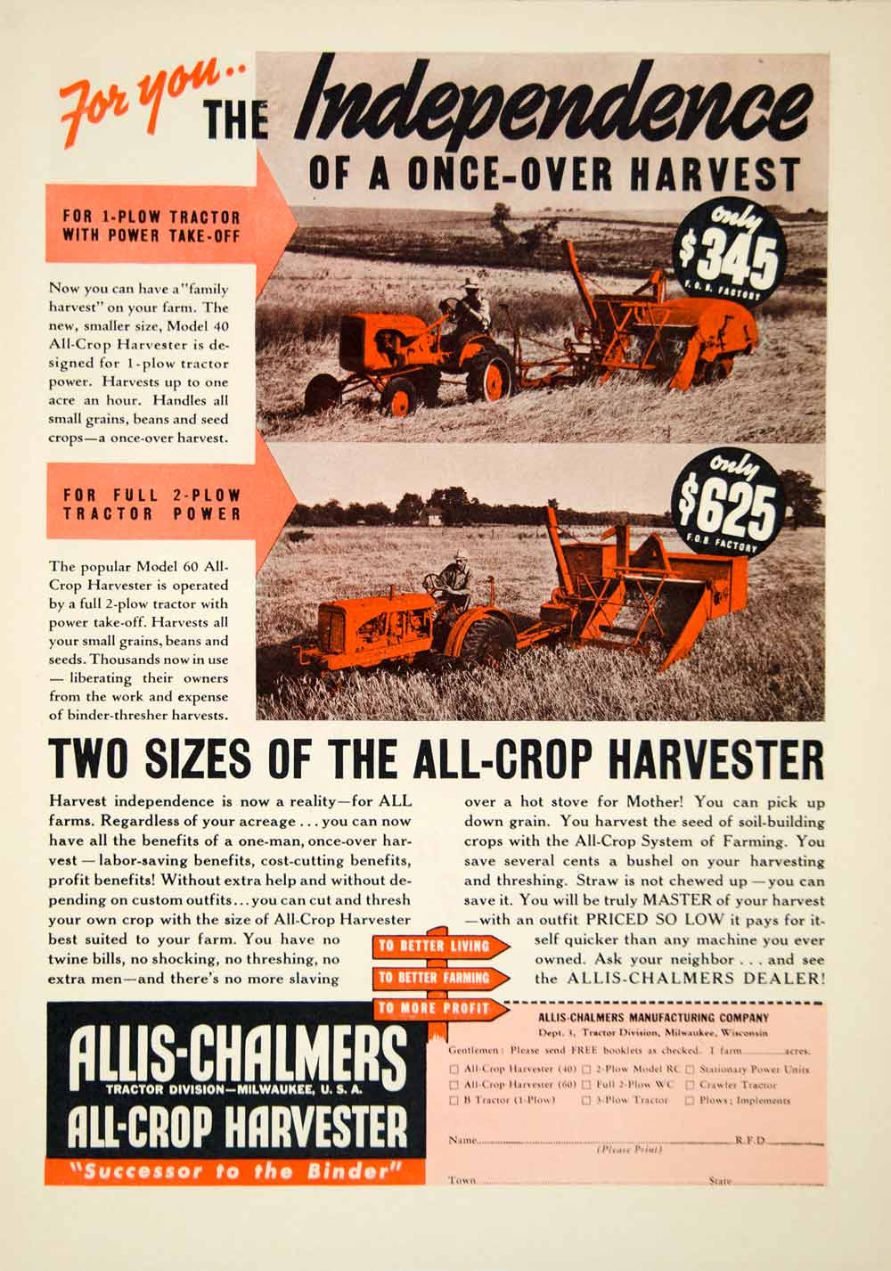 100 allis chalmers company tractor allis chal