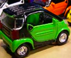Unknown maker smart city coupe model cars bf97d49e bb35 48fe 8624 10d3213a7a3c medium