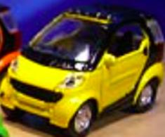 Unknown maker smart city coupe model cars 6e33ce10 965d 47ca a7e7 f6da868fb883 medium