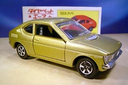 Suzuki Fronte | Model Cars