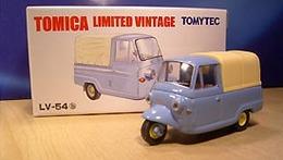 Tomica limited vintage mitsubishi leo model trucks 1281dba5 8ae7 458c bd97 447b9bae8b0b medium