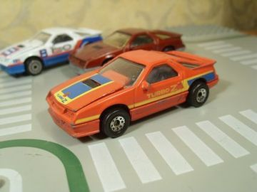 Dodge Daytona Turbo Z | Model Cars