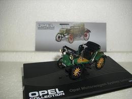 "Opel Patent-Motorwagen ""System Lutzmann"", 1899 | Model Cars"
