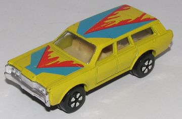 Mercury Estate Station Wagon | Model Cars