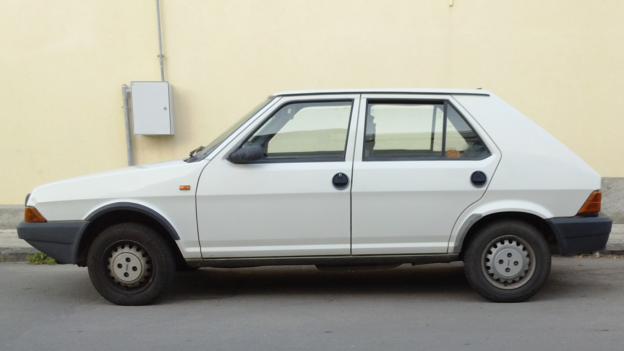 Fiat Ritmo Voiture Galerie