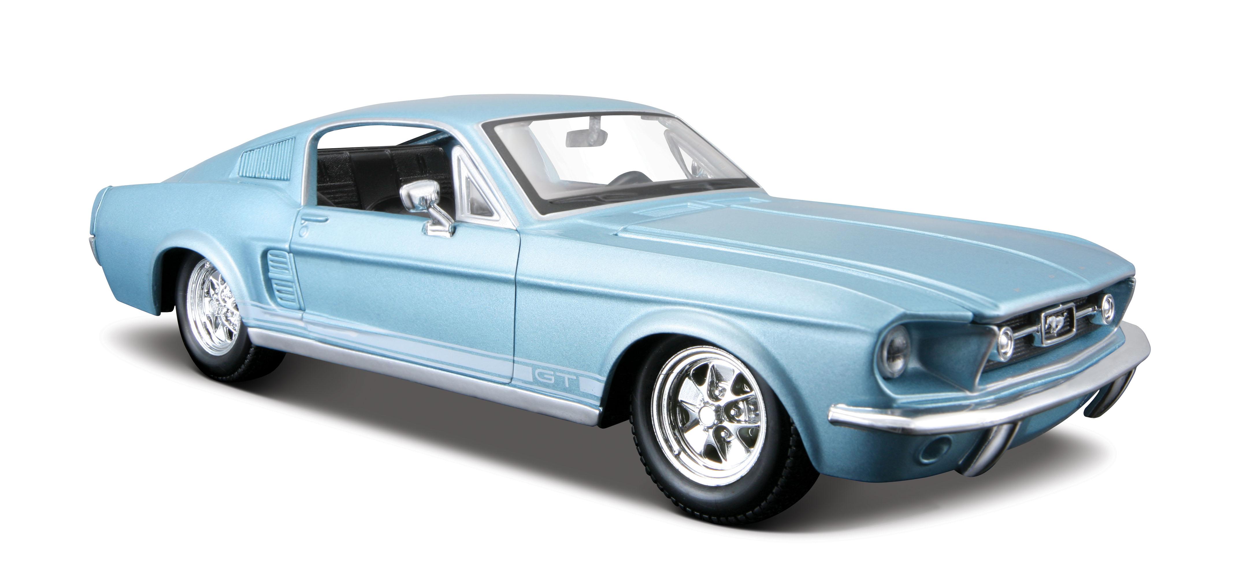 1967 ford mustang gt model cars hobbydb. Black Bedroom Furniture Sets. Home Design Ideas