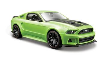 2014 Ford Mustang Street Racer | Model Cars | hobbyDB