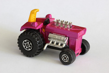 Mod Tractor | Model Farm Vehicles & Equipment