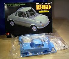 Mazda R360 Coupe | Model Car Kits