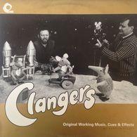 Vernon Elliot CLANGERS | Audio Recordings (CDs, Vinyl, etc.)