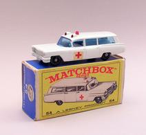 Matchbox regular wheels cadillac ambulance model cars cf26764b b394 4778 9858 ec495eecc5dd medium