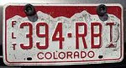 Colorado Fleet License Plate | License Plates