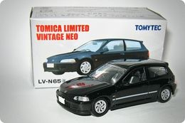 Honda Civic VTi | Model Cars