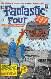 Fantastic Four No. 13 | Comics & Graphic Novels