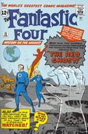 Fantastic Four No. 13 | Comics and Graphic Novels