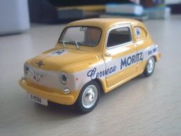 SEAT 600 Comercial 1965 | Model Cars