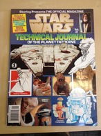 Star Wars Technical Journal of the Planet Tatooine Vol. 1 | Books