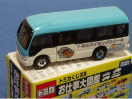 Toyota Coaster Swimming Club | Model Buses