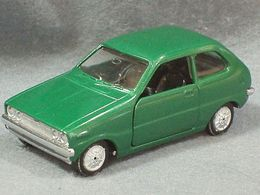 Mitsubishi Minica F4 | Model Cars