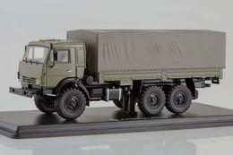 КАМАЗ-53501 6x6 Мустанг   Model Military Tanks & Armored Vehicles
