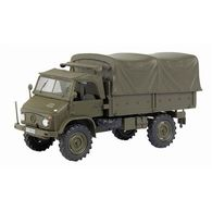 "Unimog 404 S flatbed tarp ""Bundeswehr""   Model Military Tanks & Armored Vehicles"