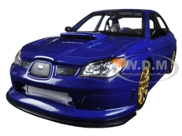 Subaru Impreza WRX STI | Model Cars