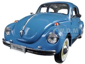 Volkswagen Old Beetle Hard Top | Model Cars